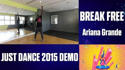 Break Free - Exclusive demo! (UK)