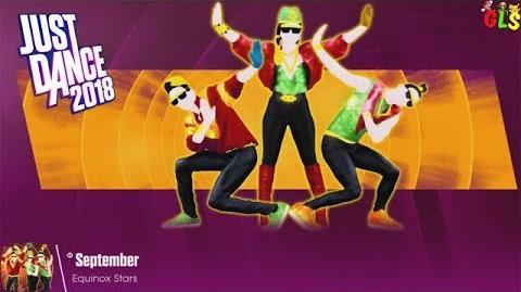 Just Dance 2018 - September