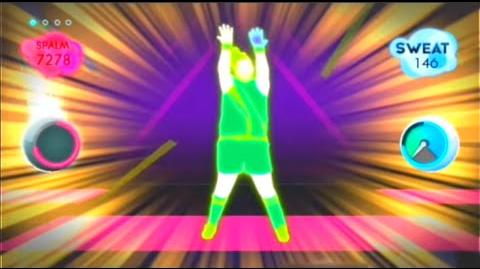 Just Dance Summer Party Skin To Skin 4 Stars