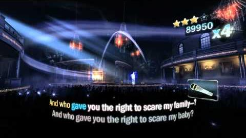 Ghosts - Michael Jackson The Experience (Xbox 360) (Performance)