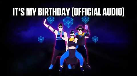 It's My Birthday (Official Audio) - Just Dance Music