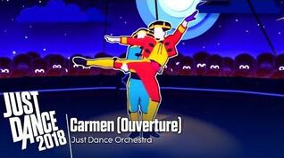 Just Dance 2018 Carmen(Ouverture)