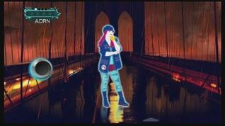 Just Dance Wii 2 - AI - INDEPENDENT WOMAN 5 Stars