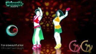 🌟 Just Dance 3 Beautiful Liar - Countdown Mix Master 🌟