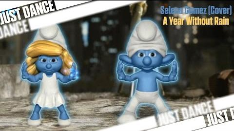 A Year Without Rain - Selena Gomez (Cover) Smurfs Dance Party