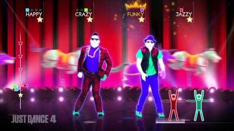 Gangnam Style - Gameplay Teaser (UK)