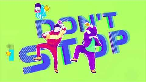 Just Dance 2018 Kids Mode Juju On That Beat 5 stars rainbow stars nintendo switch