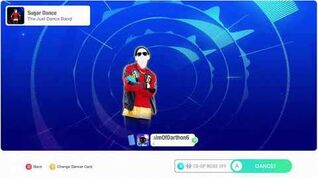 Just Dance 2020 (Unlimited) Sugar Dance 5*'s Gameplay