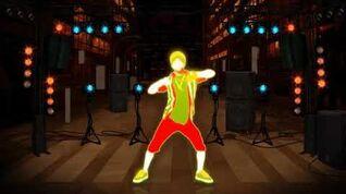 Just Dance 2 NOGUI Baby Girl