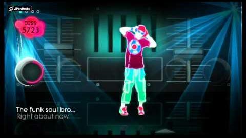 Just Dance 2 Rockafeller Skank, Fatboy Slim (Solo) 5*