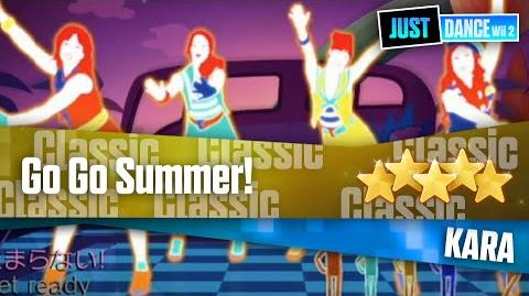 KARA - Go Go Summer! Just Dance Wii 2