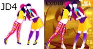 Oath jd4 jd2018 comparison