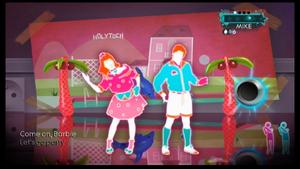Barbiegirl jdgh gameplay wii
