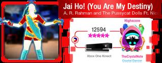 JaiHo M617Score