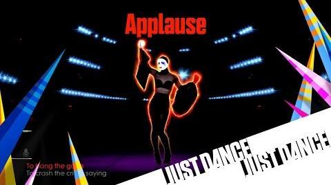 Just Dance 2014 - Applause Alternate