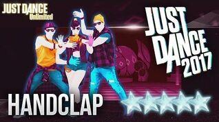 Just Dance 2017 HandClap - 5 stars