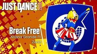 Just Dance 2018 (Unlimited) Break Free