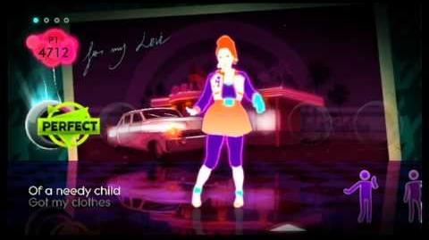 Just Dance 2 (DLC) - Crying Blood - 5 Stars
