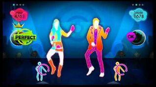 Just Dance 2 Soul Bossa Nova 2 Players 5 stars wii on wii u