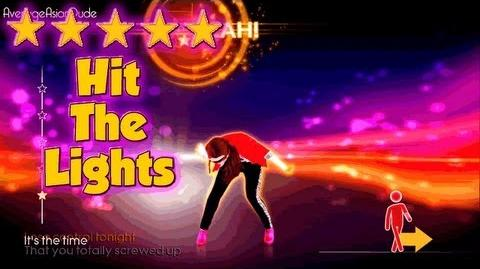 Just Dance 4 - Hit The Lights - 5* Stars (DLC)
