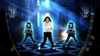 Michael Jackson The Experience - Wii - Ghosts Gameplay Reveal North America