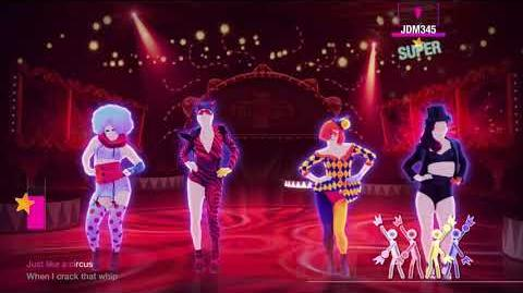 Circus - Just Dance 2019