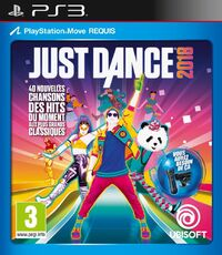 Just Dance 2018 | Just Dance Wiki | FANDOM powered by Wikia