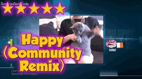 Just Dance 2015 - Happy (Community Remix) - 5* Stars