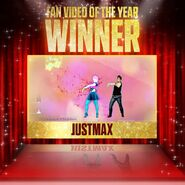 Justdanceawards fanvideo winner