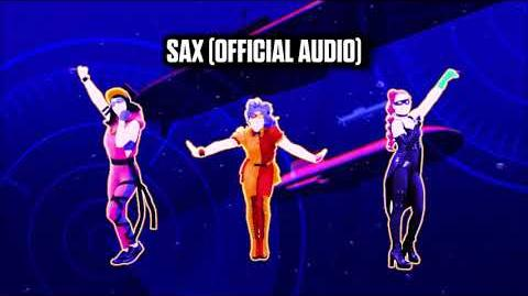 Sax (Official Audio) - Just Dance Music