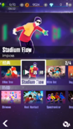 Stadiumflow jdcphone menu