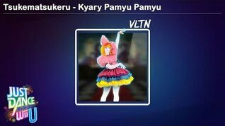 Tsukematsukeru - Kyary Pamyu Pamyu Just Dance Wii U