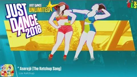Aserejé (The Ketchup Song) - Just Dance 2018
