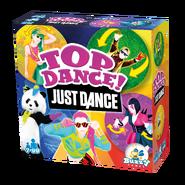 Boite 3D TOP DANCE