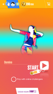 Domino jdnow coachmenu phone 2017