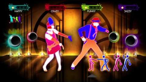 Mugsy Baloney - Just Dance 3 Gameplay Teaser (US)