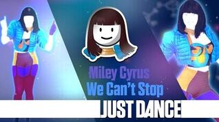 We Can't Stop - Miley Cyrus Just Dance 2014 (Beta)