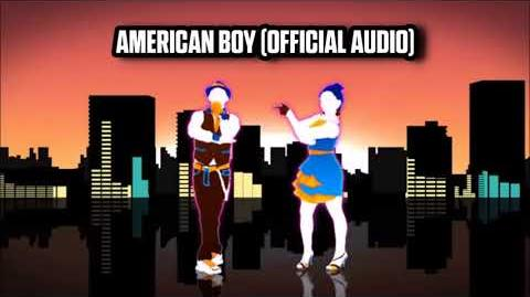 American Boy (Official Audio) - Just Dance Music