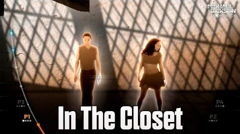 In The Closet - Michael Jackson The Experience (Wii)