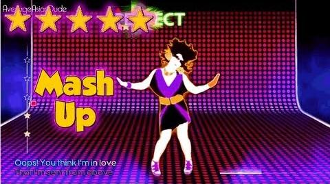 Just Dance 4 - Oops I Did It Again (Dance Mash-Up) - Alternative Mode Choreography - 5* Stars