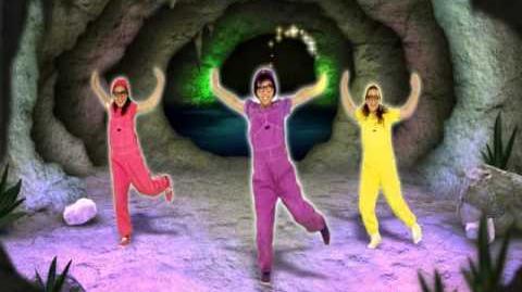 Just Dance Kids 2014 - Fraggle Rock