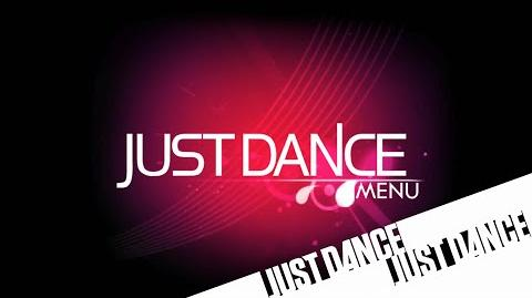 Just Dance 1 - Menu Tracklist