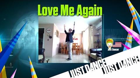 Just Dance 2015 - Love Me Again Community Remix