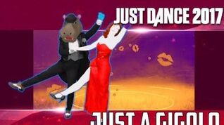 Just Dance 2017 - Just a Gigolo by Louis Prima