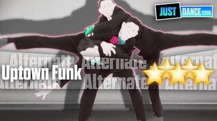 Uptown Funk - Alternate Just Dance 2016