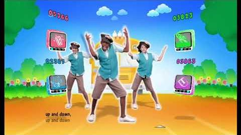 Wheels on The Bus - Just Dance Kids