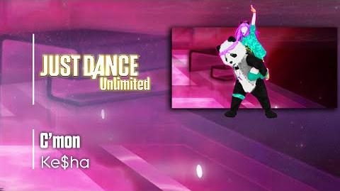 C'mon - Just Dance 2016