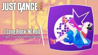 Just Dance 2018 (Unlimited) I Love Rock 'N' Roll