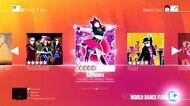 Just Dance 2018 - Menu (Xbox 360)