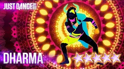 Just Dance 2018 Dharma - 5 stars
